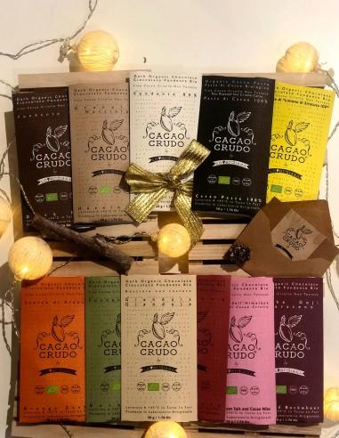 Box Rainbow Chocolate