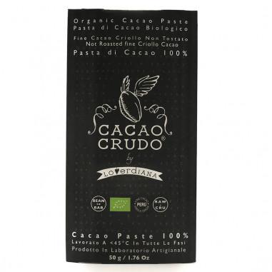 Pasta di Cacao 100%