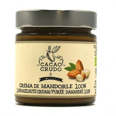 Crema di Mandorle 100% Spalmabile