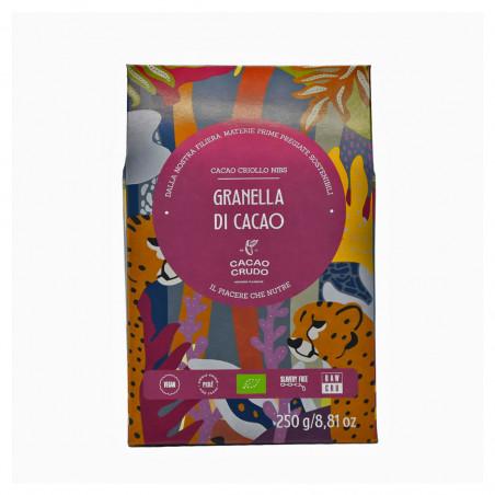 Materia prima Granella di Cacao