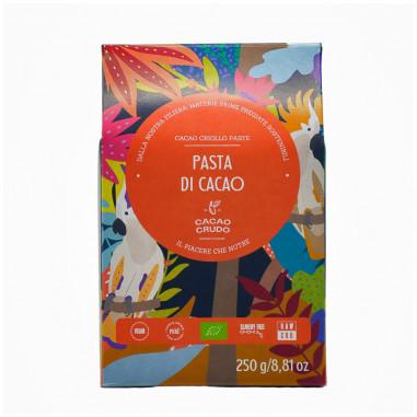 Cacao Criollo Paste