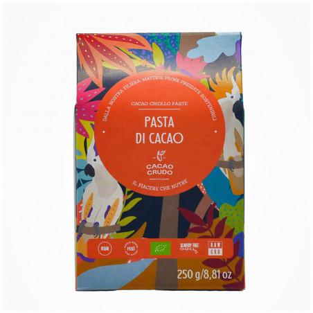 Materia prima Pasta di Cacao